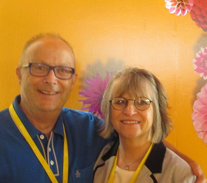 Mary and Larry Kemp