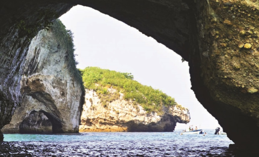 Los Arcos National Marine Park