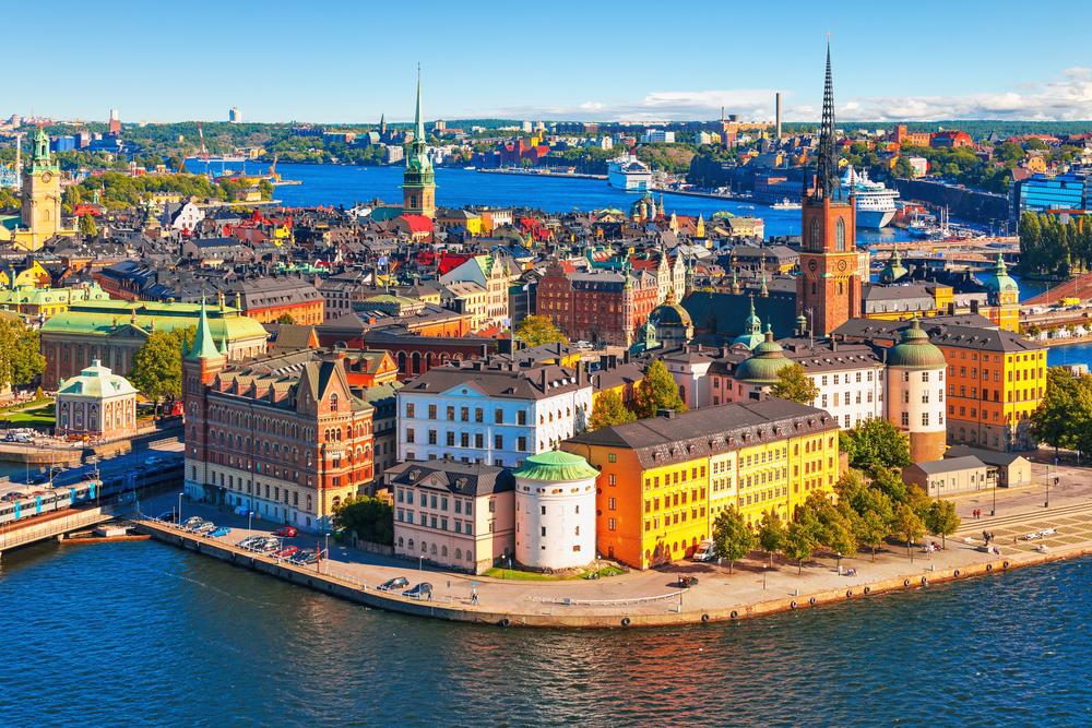 Stockholm - old city