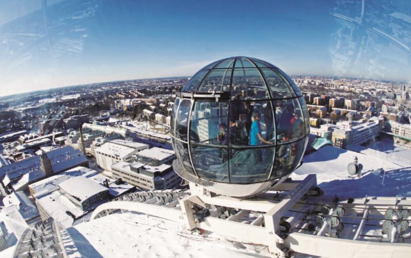 Stockholm - skyview