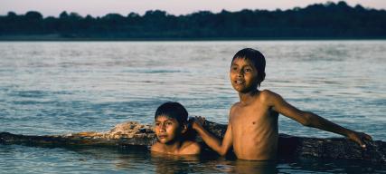 indigeneous children