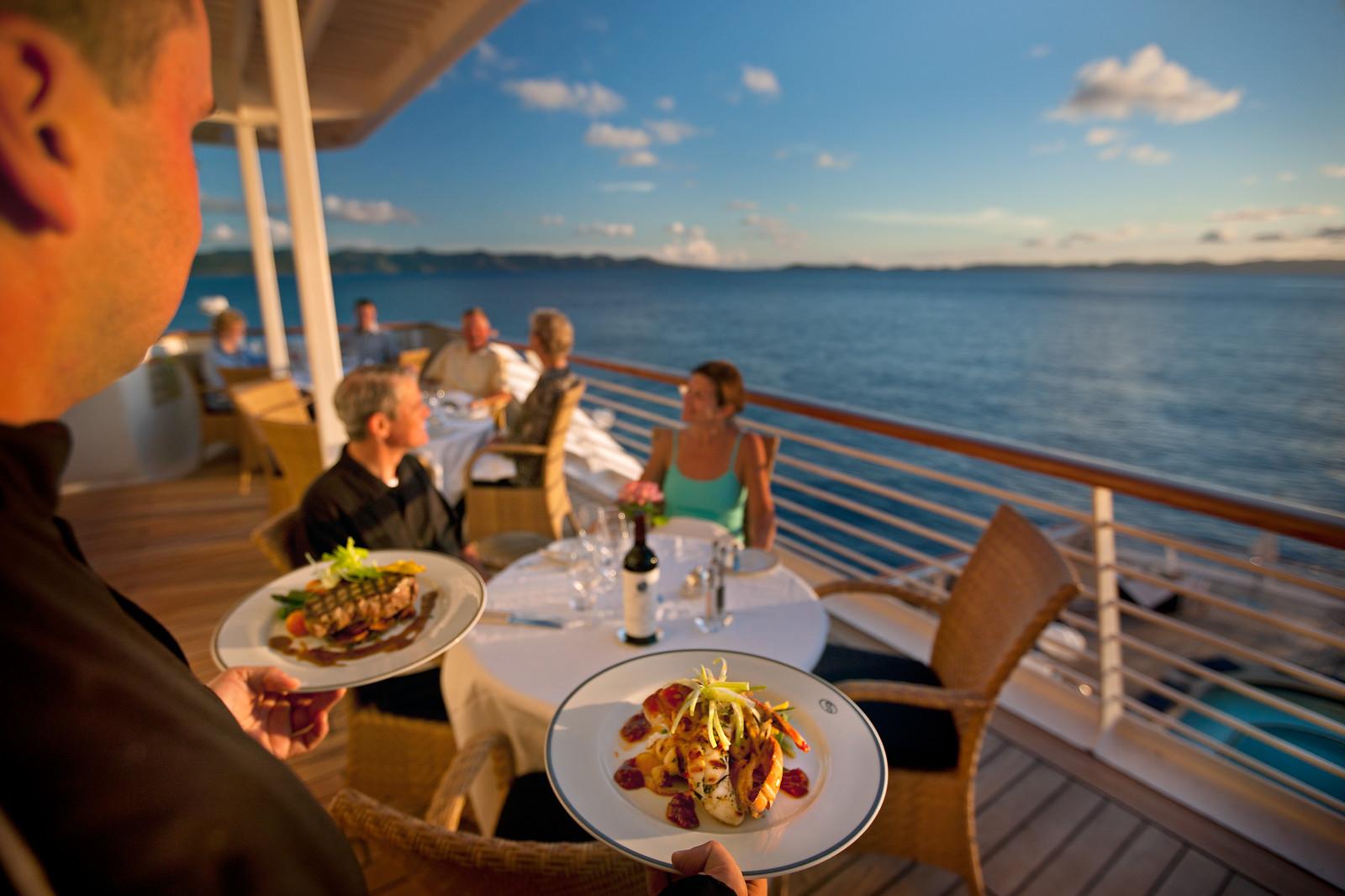 The best cruises for foodies – world of cruising – cruise magazine