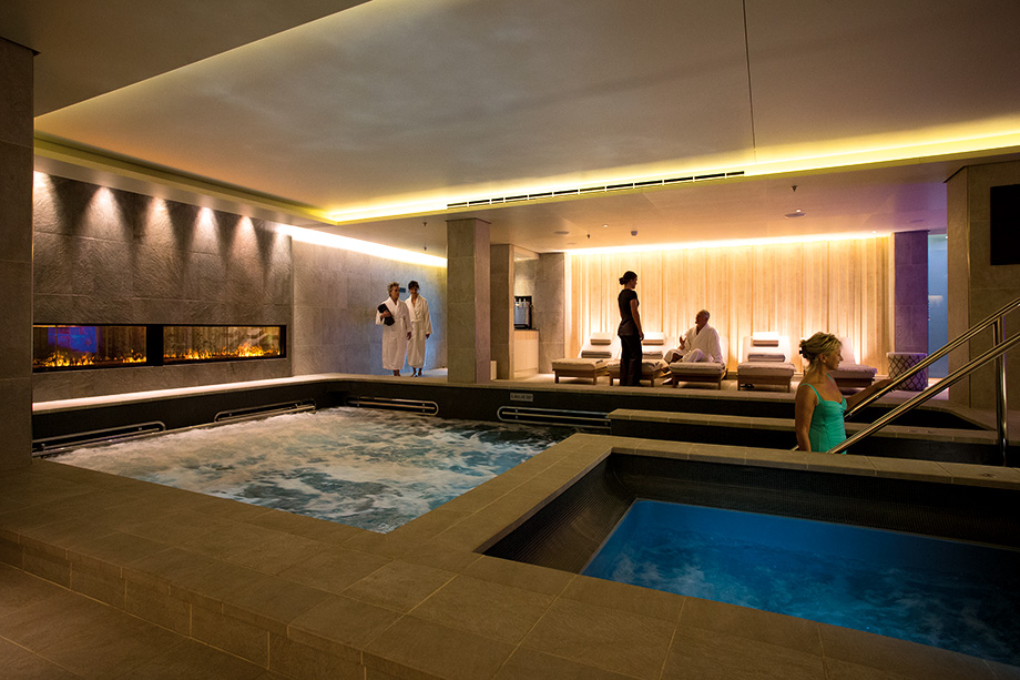 10 Of The Best Spas At Sea