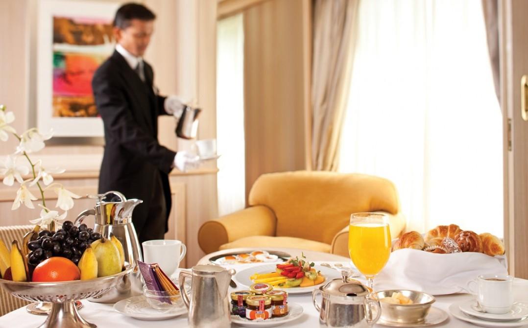 Silversea butler service