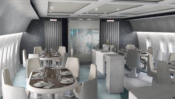 CrystalAir - Luxury airline