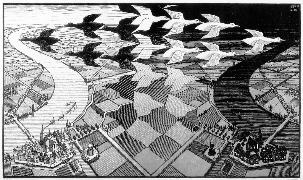 Escher work