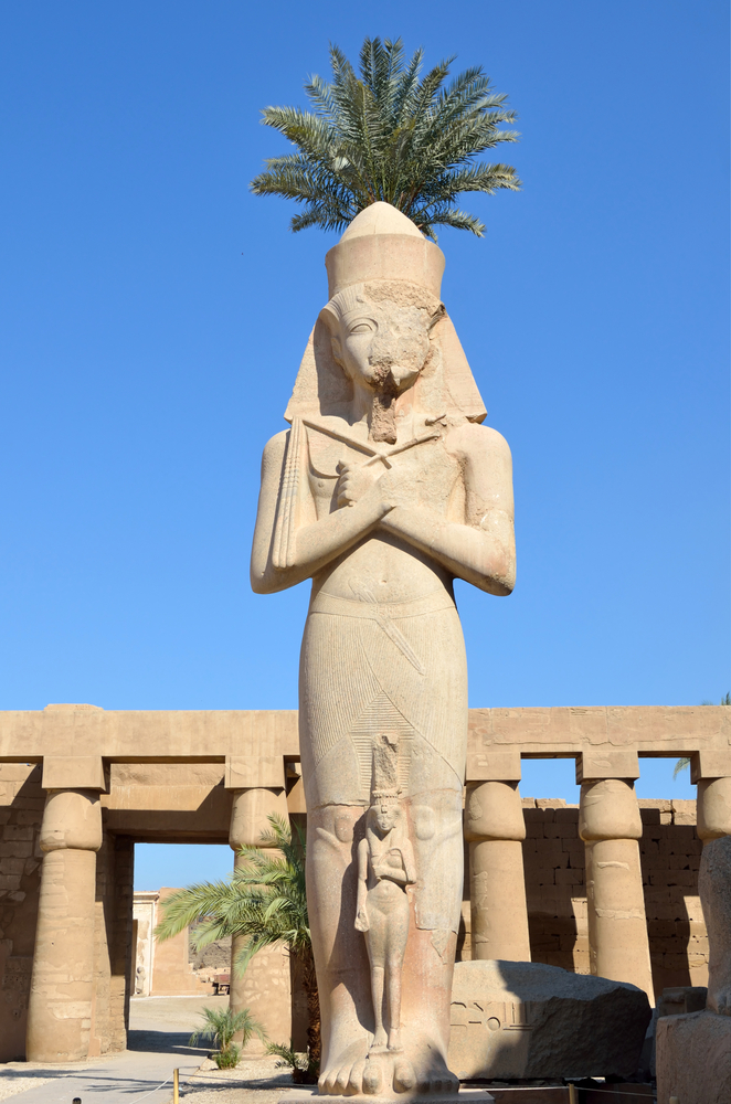 Temple of Karnak, Egypt