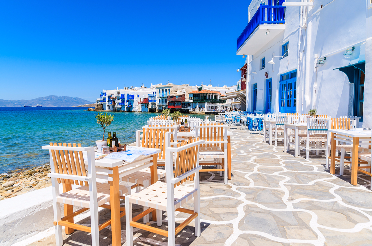Is A 3 Day Cruise Enough To Discover The Greek Islands World Of Cruising Magazine