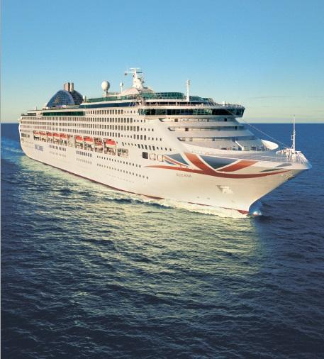 P&O Cruises - Oceana
