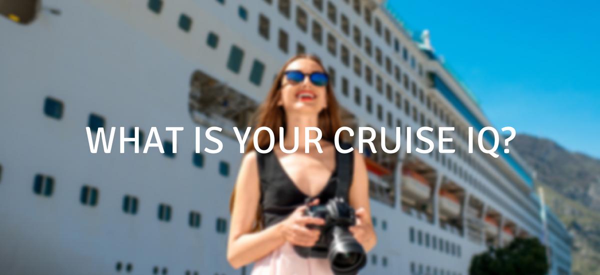 Cruise Quiz