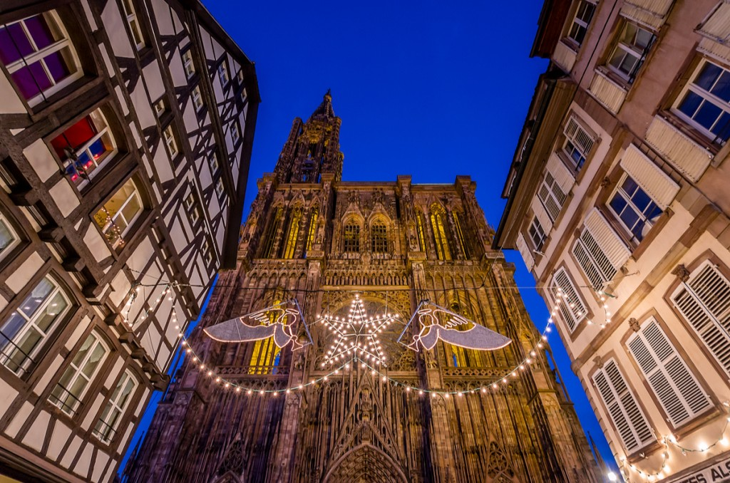 Strasbourg Gothic Cathedral