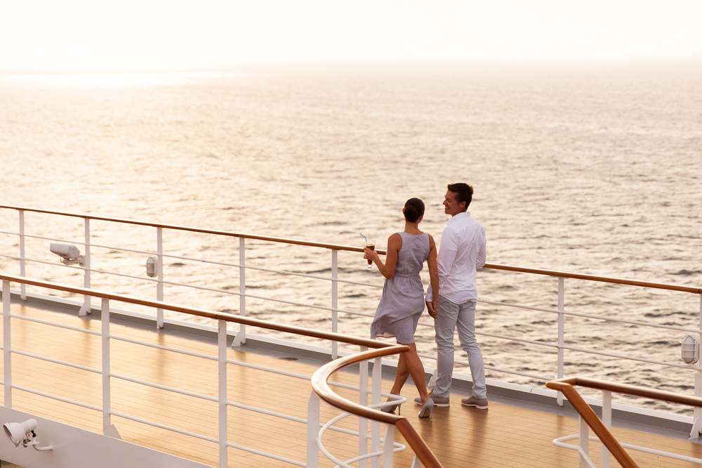 Finding love on a cruise