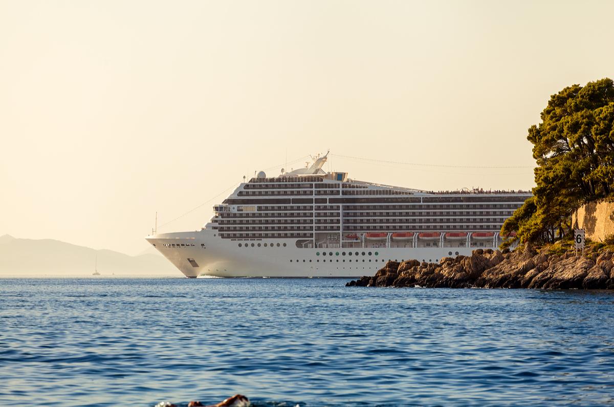 Telegraph Cruise Show