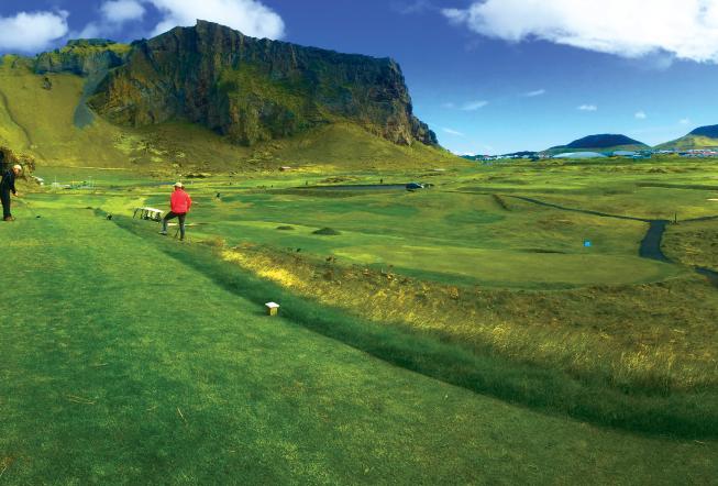 Vestmannaeyjar Golf club