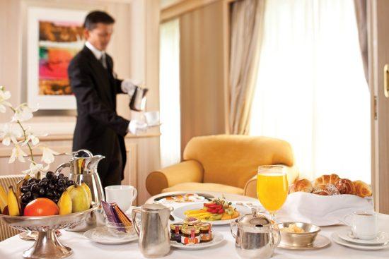 Luxurious cruise lines: Silversea Cruises