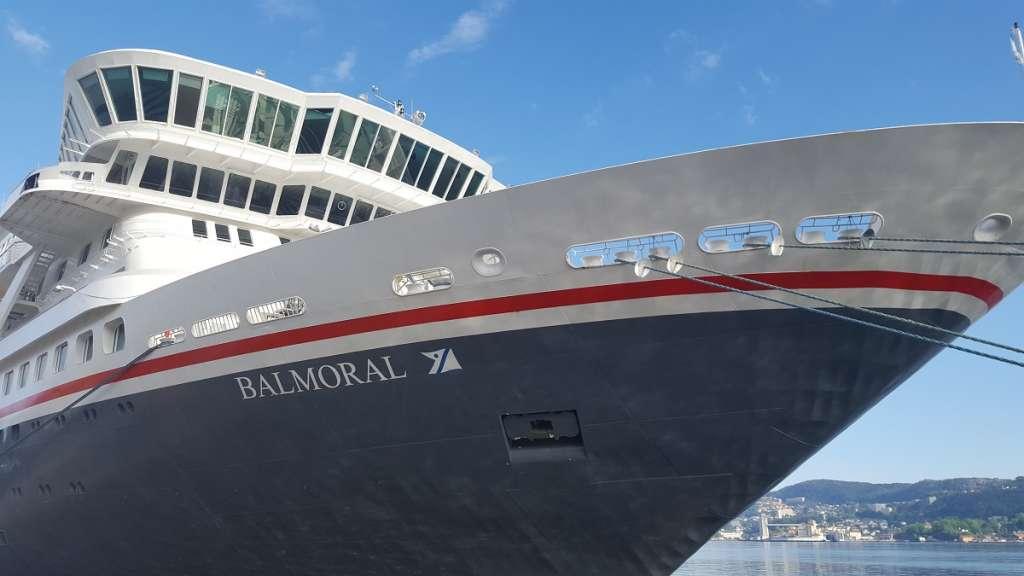 Fred. Olsen Cruise Line - Balmoral