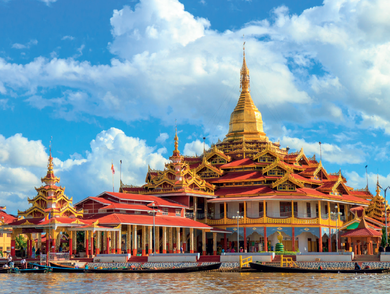 Golden Myanmar