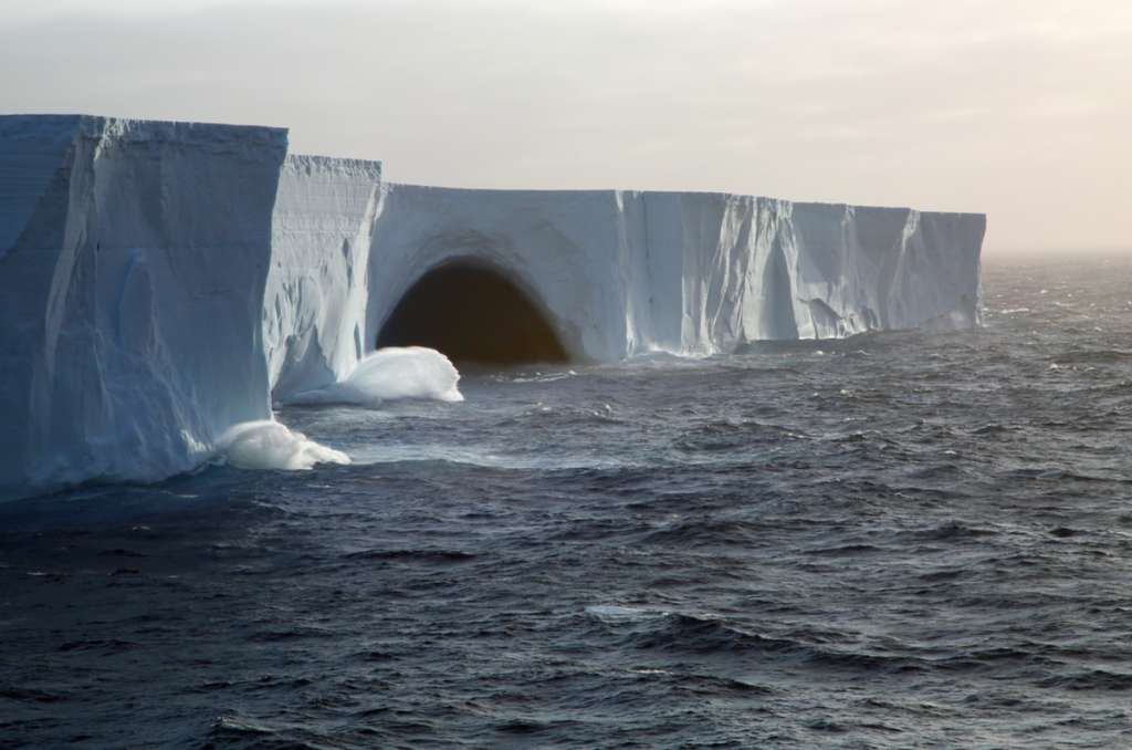 The Drake Passage - Arctic