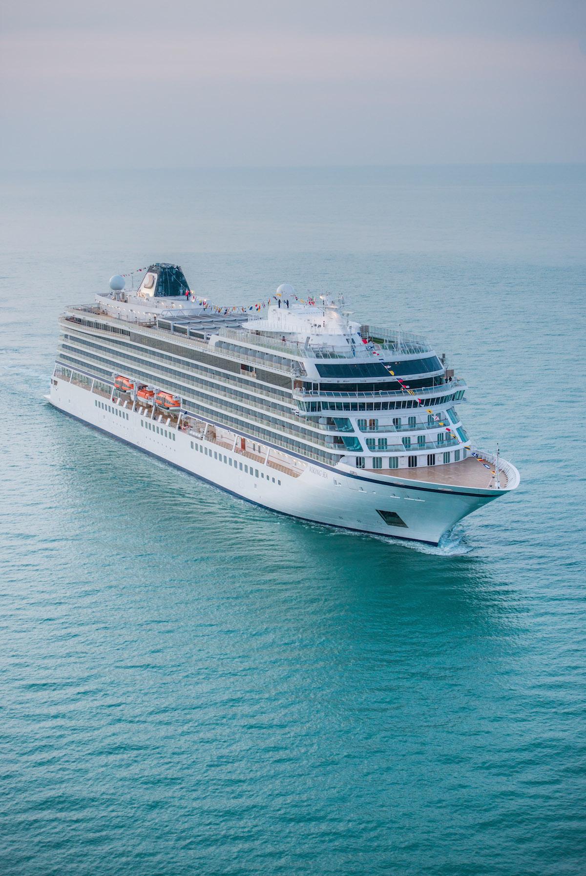 Viking Cruises announc...