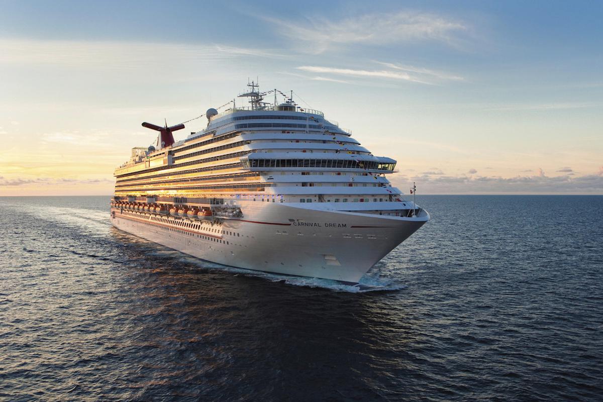 Carnival Dream Undergoes Makeover World Of Cruising Magazine