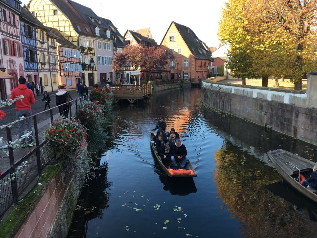 Little venice - Colmar
