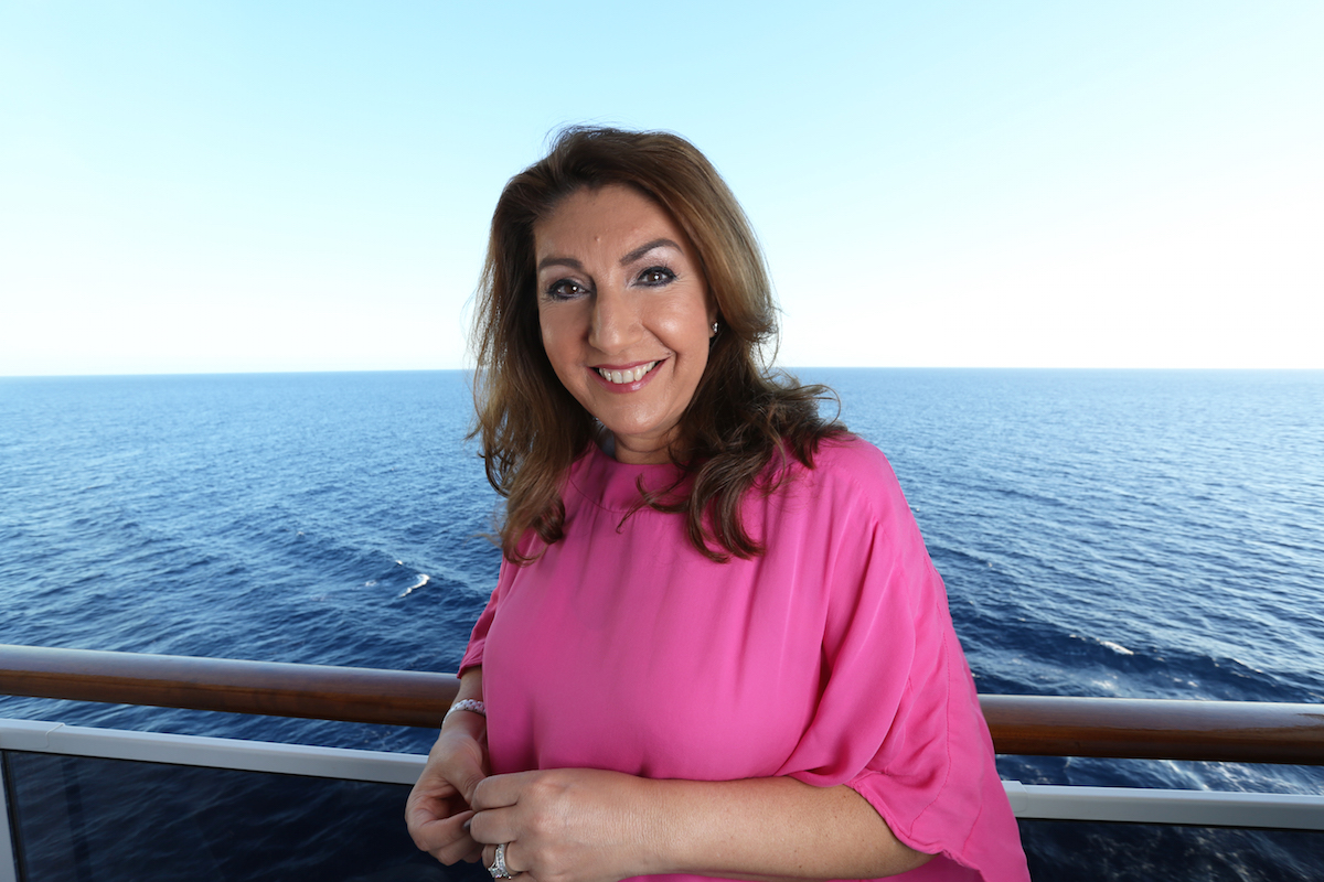 Jane McDonald; Cruising with Jane McDonald