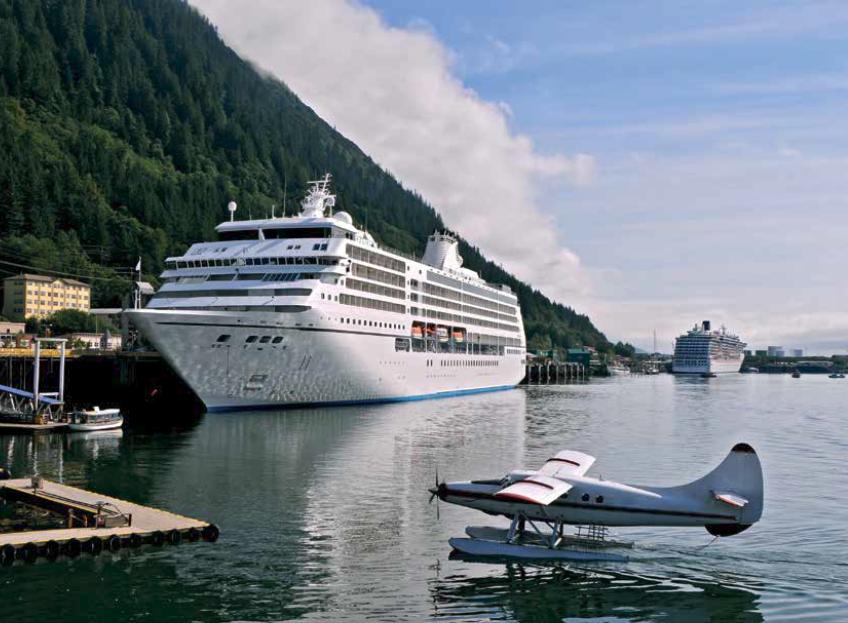 Sea plane - Alaska