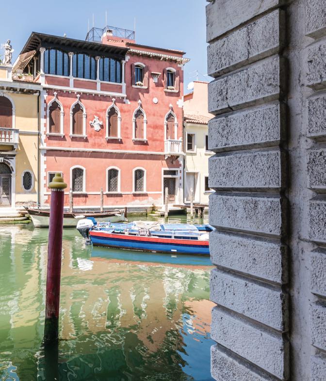 Traditionnal villa - Chioggia - Italy