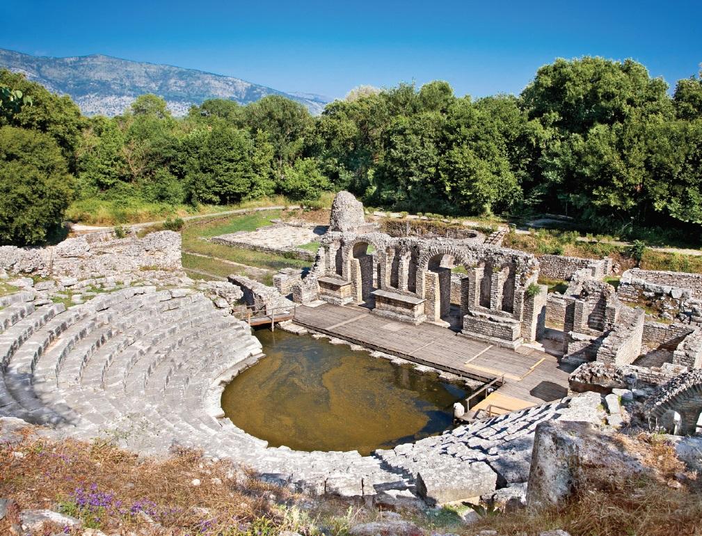 Butrint - Albania