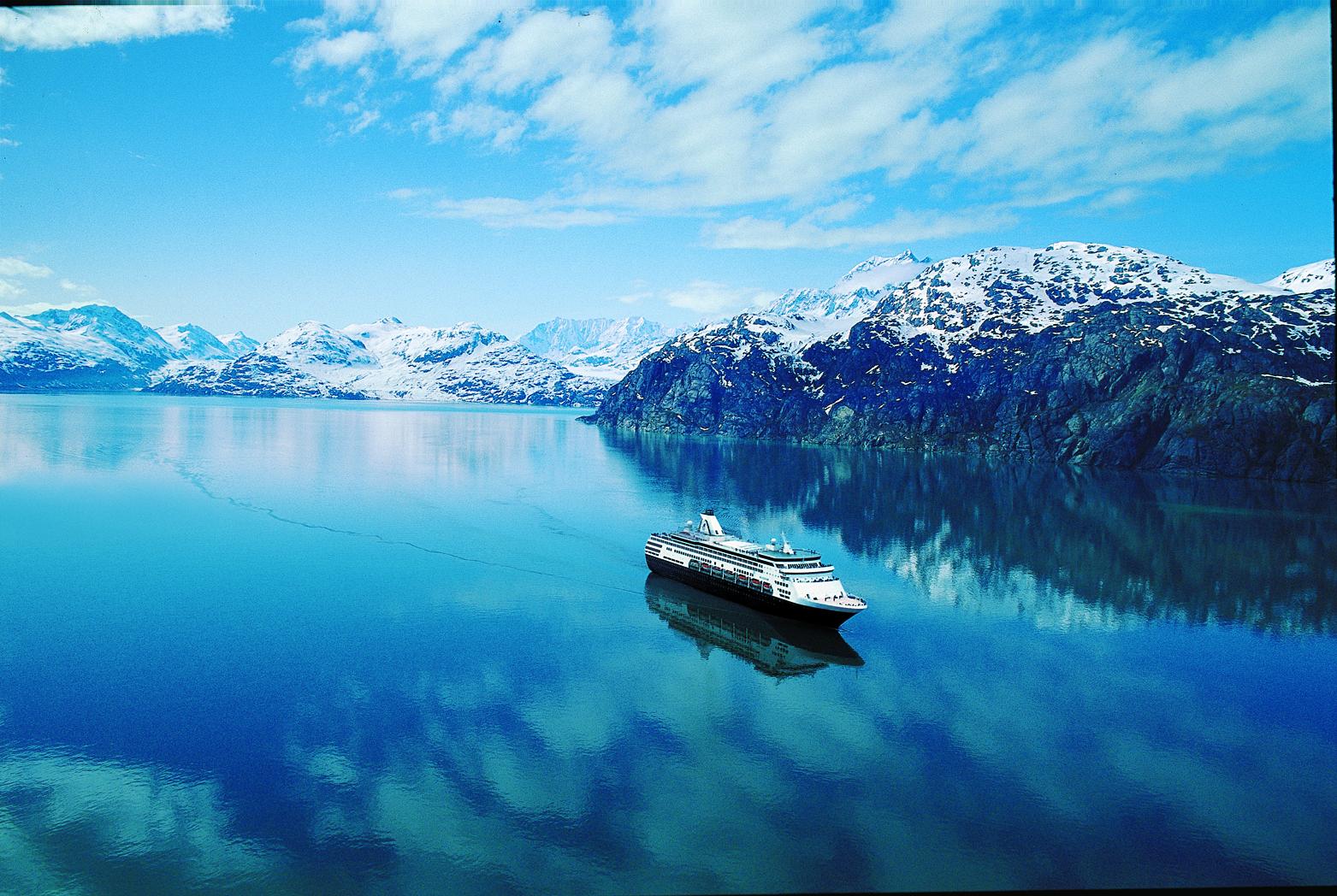 Follow In Jane Mcdonald S Footsteps On Holland America Line World Of Cruising Magazine