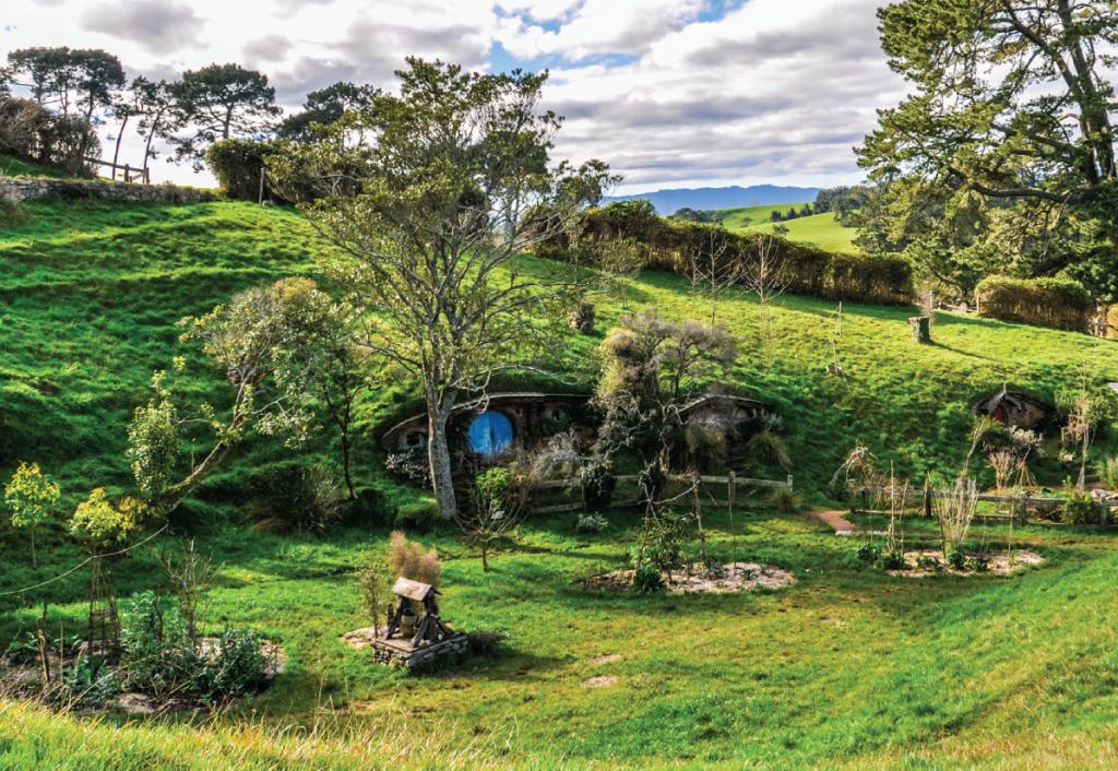 Hobbiton - New Zealand