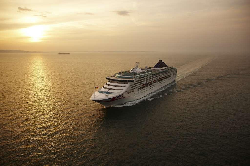 P&O Cruises Dubai, Oceana
