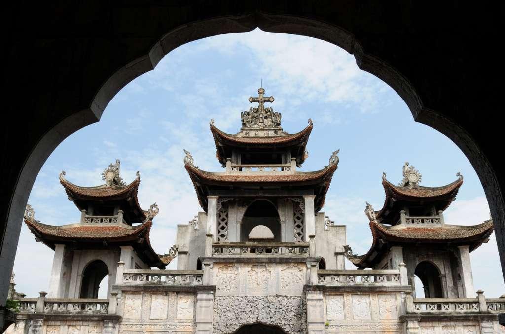 Phat Diem cathedral - Vietnam
