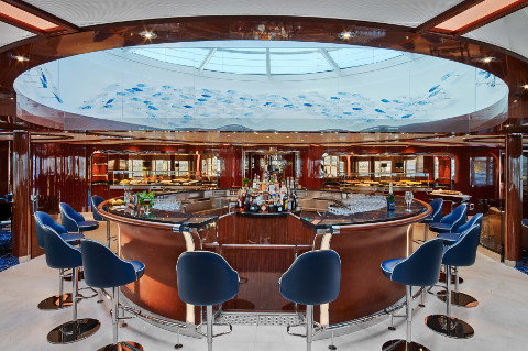 Observation Bar - Seabourn Encore