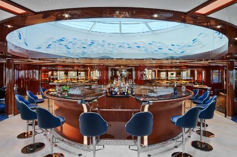Observation Bar - Seabourn Encore