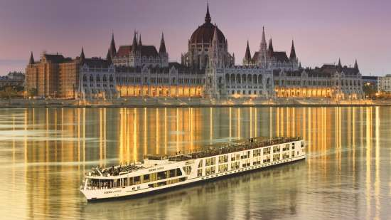 Scenic in Budapest