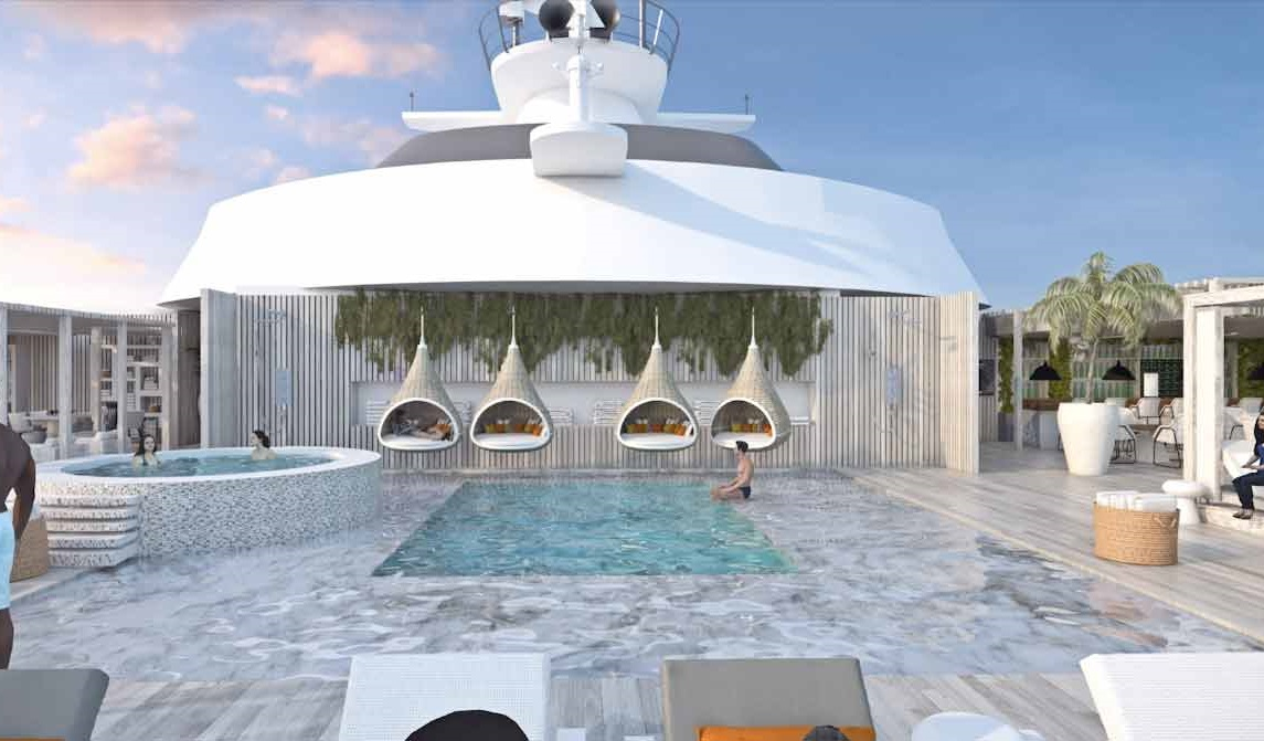 Celebrity Edge - Retreat