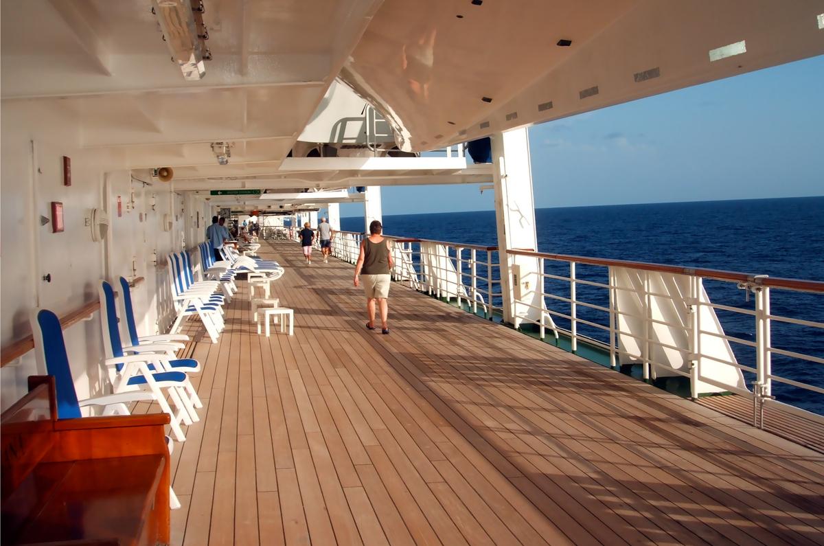 10 Of The Best Promenade Decks World Of Cruising Magazine