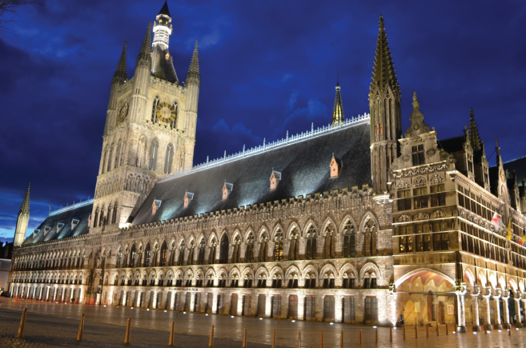 Cloth Hall - Ypres - Belgium