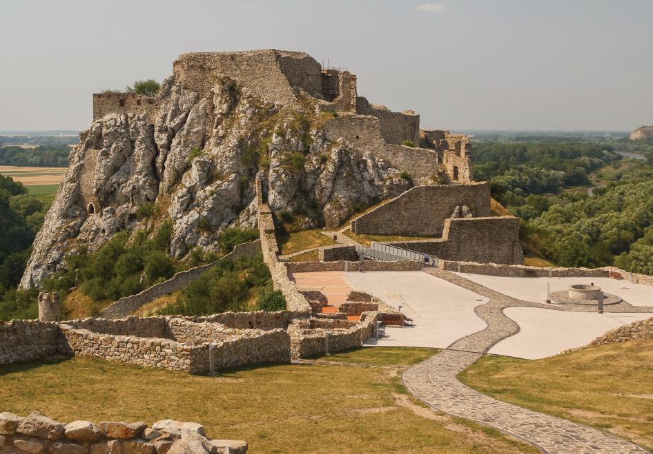 Devin Castle - Slovakia