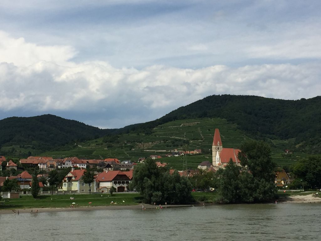 AmaViola on the Danube