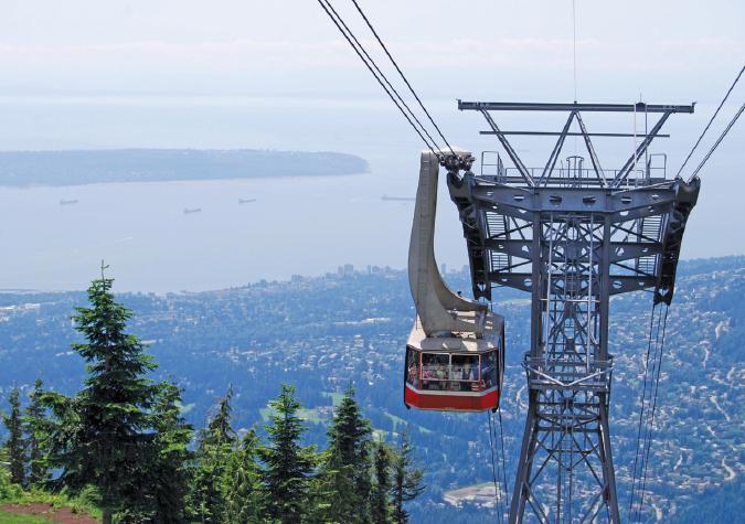 Mountain Grouse - Vancouver