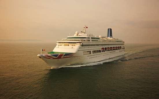 Oriania - P&O Cruises