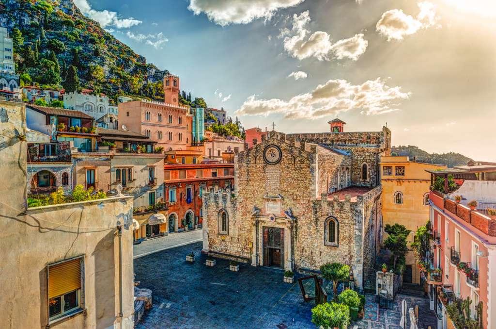 Taormina - Siciliy - Italy