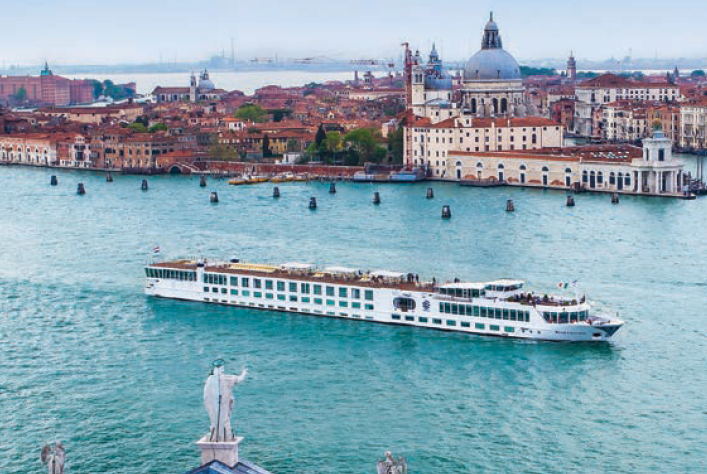 Uniworld river cruise - venice