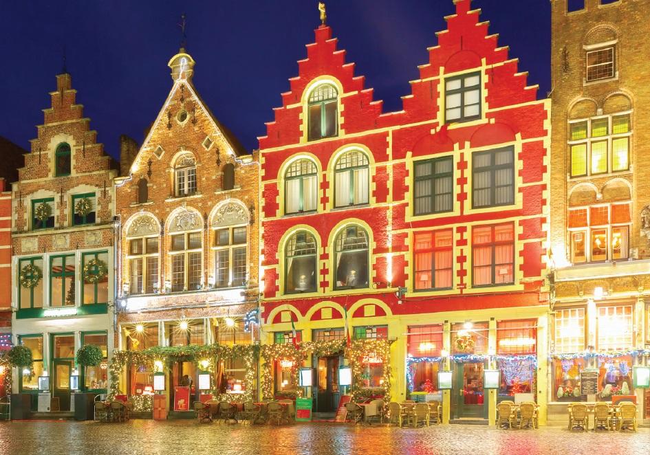 Christmas - Bruges