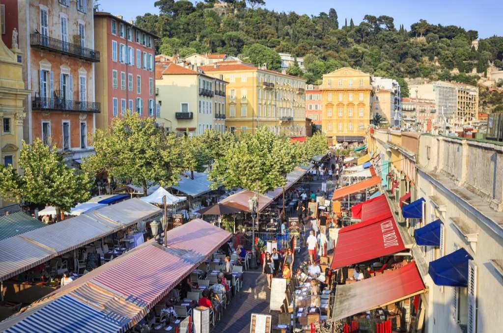 Cours Saleya - Nice