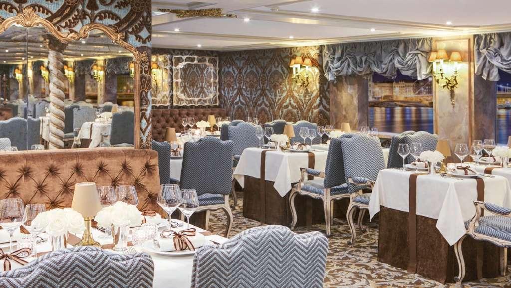 Dining room - Maria Theresa - Uniworld