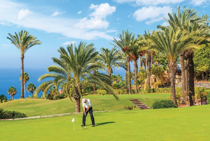 Golf - Tenerife
