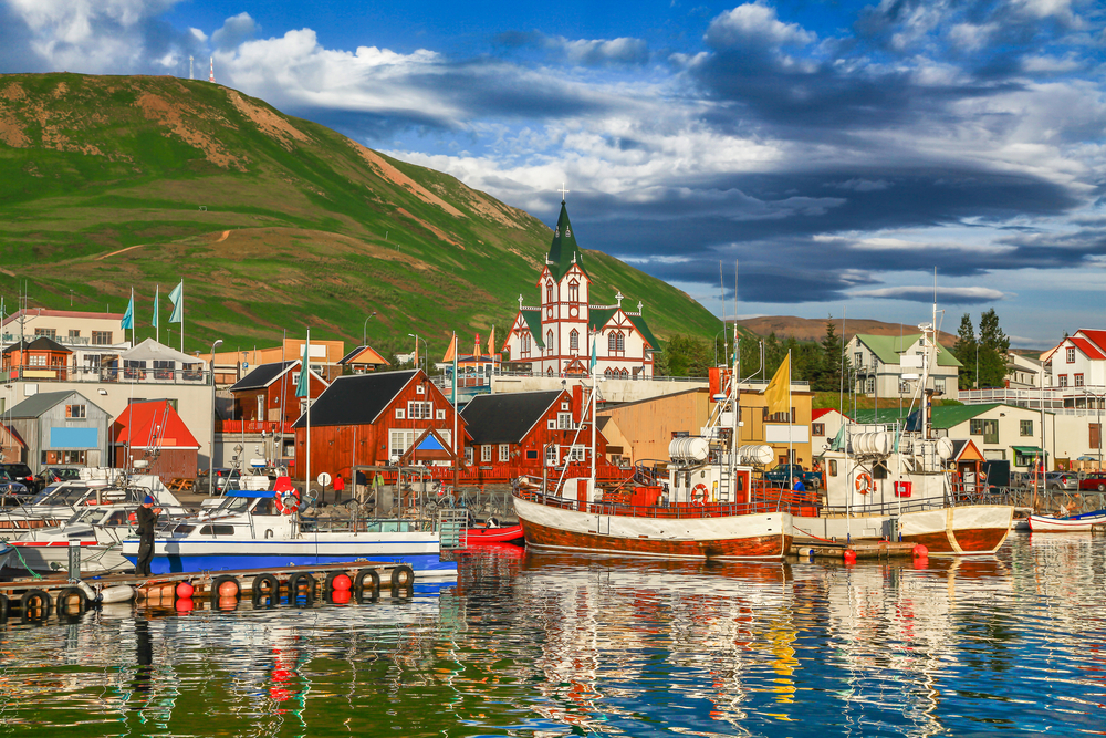 Husavik - Iceland